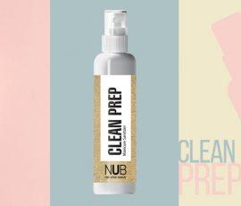 Нужно защитить и идеально обезжирить ногти?! С NUB Clean Prep нет проблем!